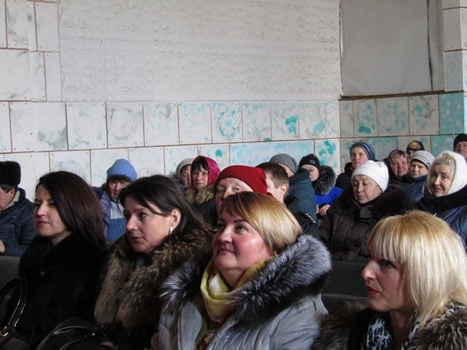 Відбулися загальні збори жителів Верлоцького і Борщівського старостинських округів. + ФОТО