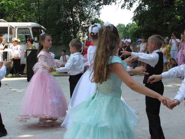 Фотозвіт - День захисту дітей в Радомишлі