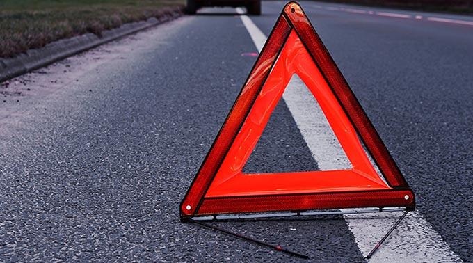 У Радомишльському районі у ДТП загинула пасажирка автомобіля