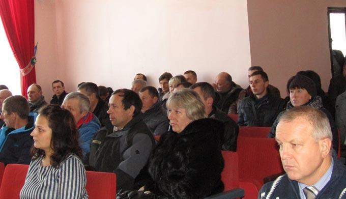 У районному Будинку культури відбулися заходи до Дня працівників сільського господарства. + ФОТО