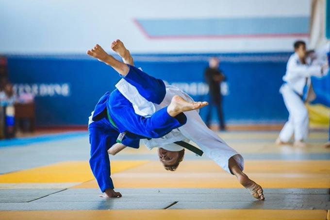 Команда Радомишльської ДЮСШ виборола призові місця на чемпіонаті Житомирської області з боротьби дзюдо