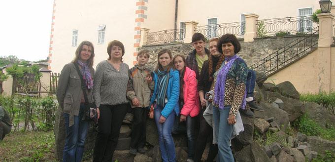 Вихованці радомишльської музичної школи привезли у своє місто закарпатський едельвейс