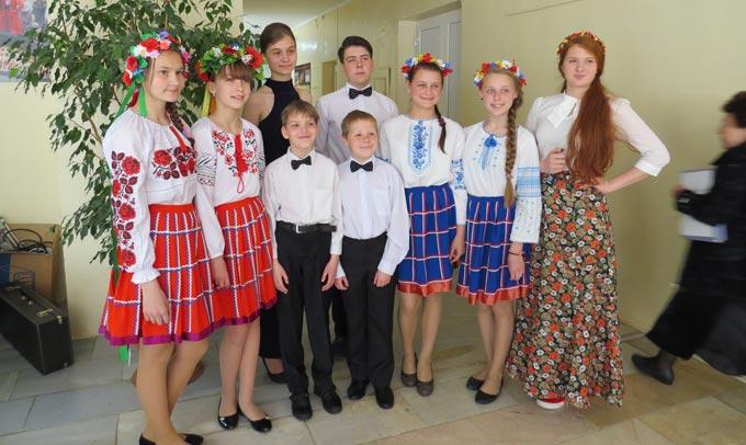 Учні Радомишльської музичної школи взяли участь в конкурсі-фестивалі «Закарпатський едельвейс 2016»