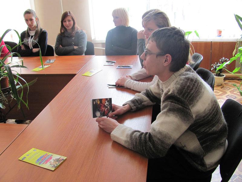 """ГО """"Прогресивний Радомишль"""" провела інтерактивний семінар в Радомишлі"""