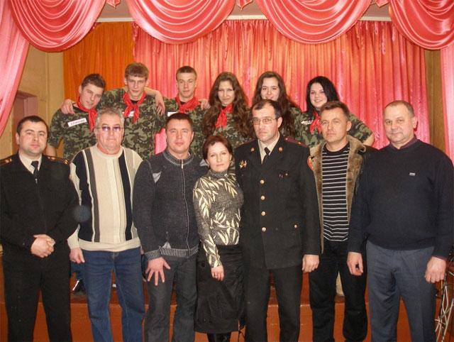 У Радомишлі було проведено районний Фестиваль дружин юних рятувальників