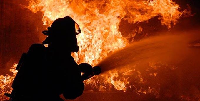 Вогнеборці ліквідували пожежу в житловому будинку на території дачного кооперативу