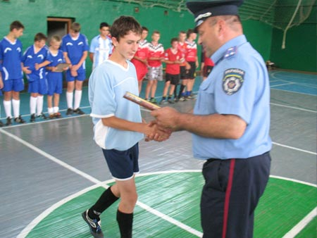 В Радомишлі відбудеться перший тур чемпіонату області з футболу серед молоді