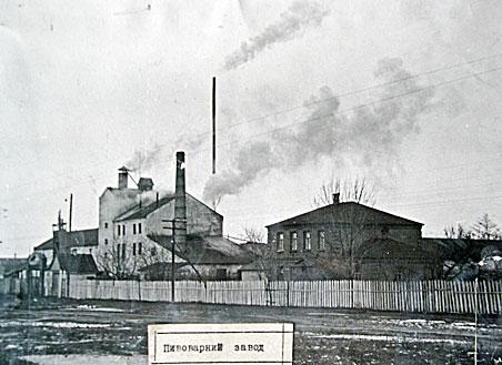 Історія пивоваріння в Радомишлі