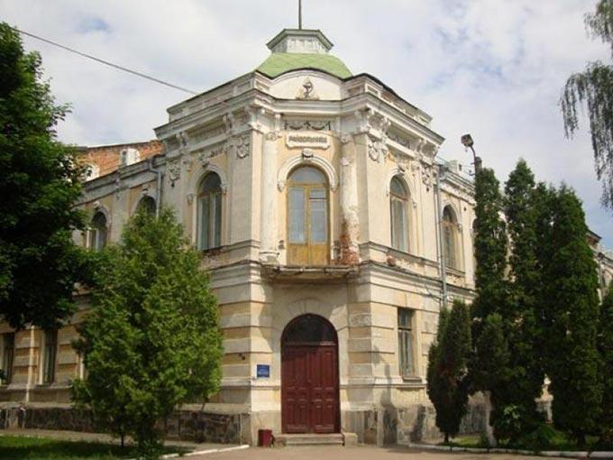 Радомишльська центральна районна лікарня має намір передати в оренду майно комунальної власності
