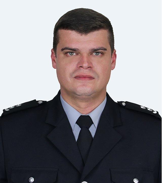 19 липня буде здійснювати прийом громадян заступник начальника ГУНП в Житомирській області підполковник поліції Лисогор А.В.