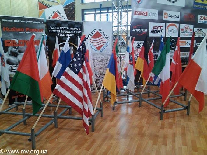 Депутат обласної ради став срібним призером на чемпіонаті світу з пауерліфтингу