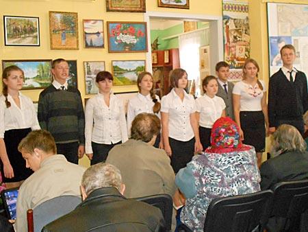 20 вересня у Радомишльському народному істерико-краєзнавчому музеї відбулося урочисте зібрання присвячене Дню партизанської слави.