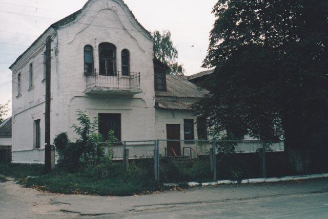 АЛЕКСАНДР ПИРОГОВ: Дворянское собрание в уездном городе Радомысле.