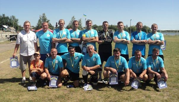 """Потіївський """"Явір"""" виборов третє місце на Першому обласному футбольному турнірі пам'яті Леоніда Горобця"""