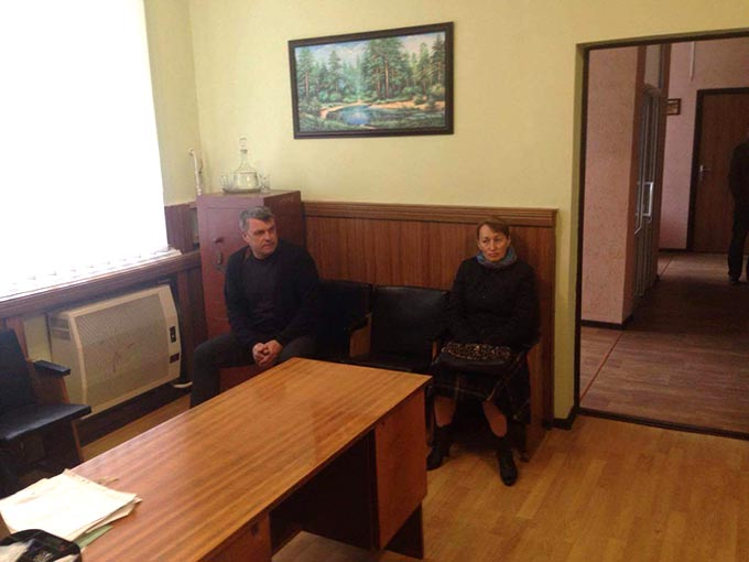 У селі Потіївка встановлять камери відеоспостереження та створять об'єднане громадське формування. + ФОТО