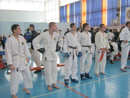 КУБОК УКРАЇНИ - ІІІ-місце з рукопашного бою