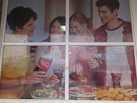 Реклами в Радомишлі побільшало