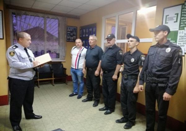 У Радомишлі провели профілактичне відпрацювання на території міста.