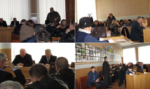 Відбулося засідання регіональної робочої групи з розроблення перспективного плану формування територіальних громад Радомишльського району