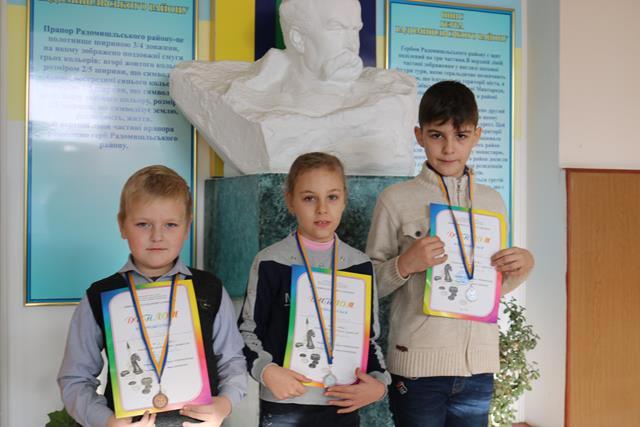 Вихованці Радомишльської ДЮСШ успішно виступили у відкритому Чемпіонаті з шашок