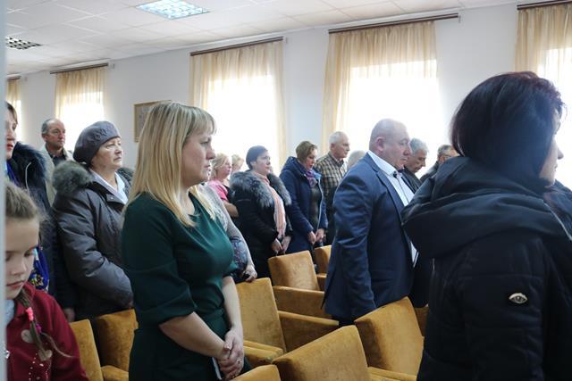 У Радомишльській громаді вшанували учасників бойових дій на території інших держав. + ФОТО