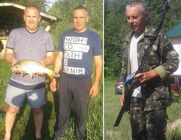 У Радомишлі пройшов турнір зі спортивного рибальства серед лісівників