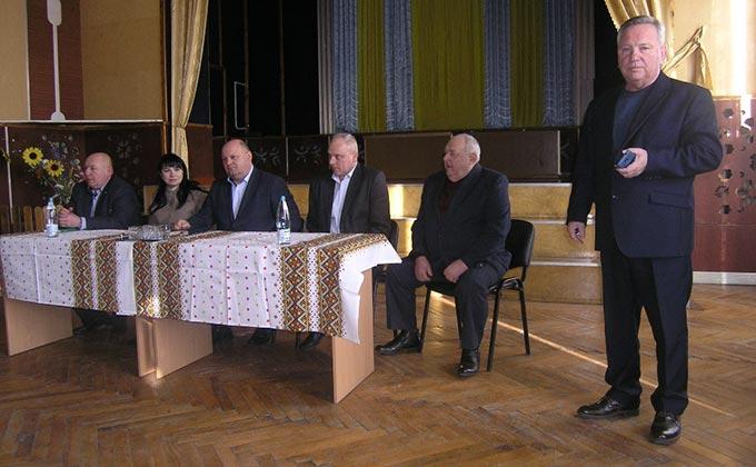 Народний депутат Тетяна Грищенко відвідала Радомишльський район. + ФОТО
