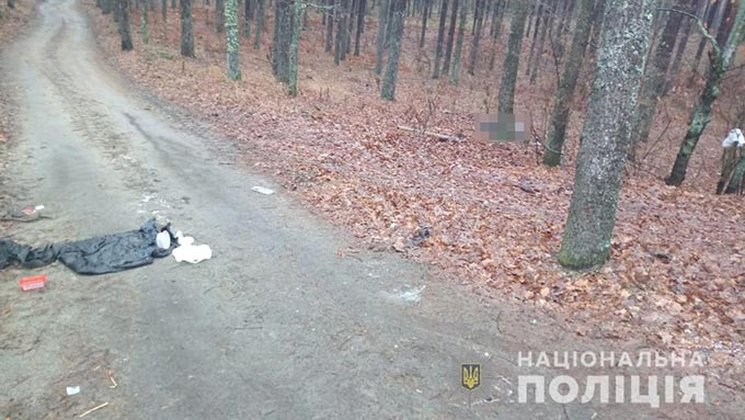 У Радомишльському районі знайшли вбитого чоловіка: поліція розшукала 19-річного підозрюваного