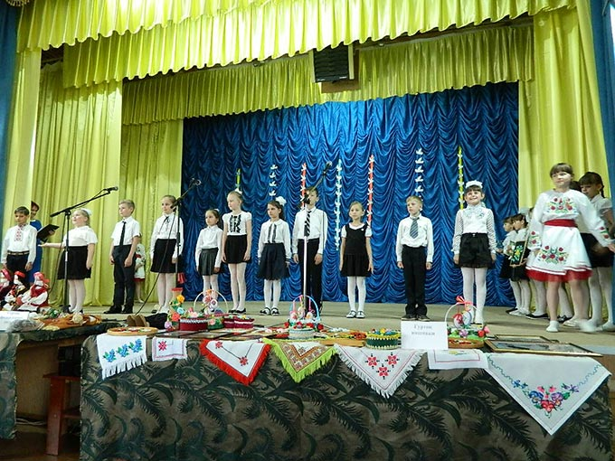 Відбувся творчий звіт Будинку дитячої творчості Радомишльської міської ради. + ФОТО