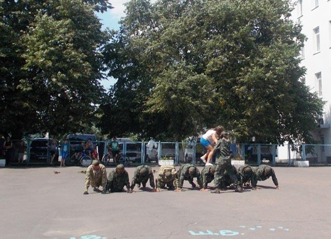 У Радомишлі відсвяткували 50-ту річницю створення військової частини. + ФОТО