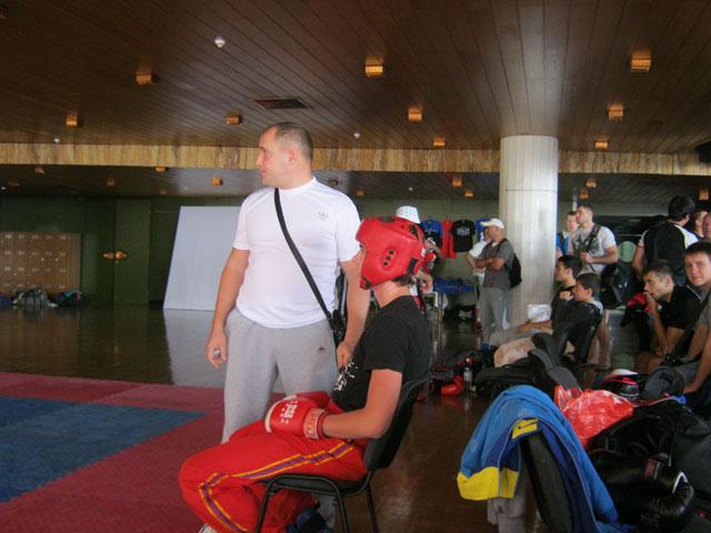 Радомишлянин зайняв 5-місце в кубку світу з бойових мистецтв