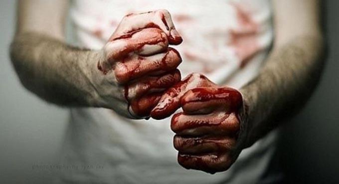 У РАДОМИШЛЬСЬКОМУ РАЙОНІ СИН ЗАБИВ ДО СМЕРТІ БАТЬКА