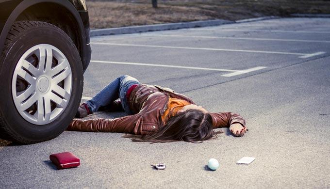 ДТП у центрі Малина: Hyundai збив двох дівчат, одна померла в «швидкій»
