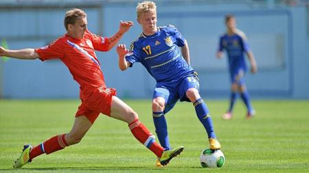 Перше інтерв'ю юного футбольного таланта із Радомишля