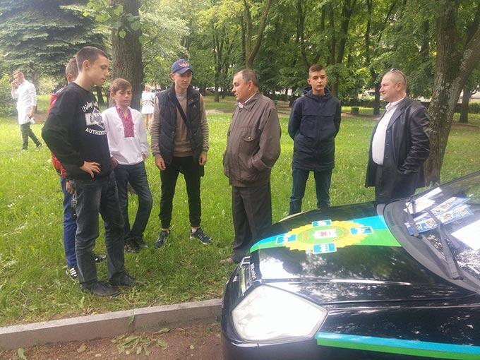 ПП «Радомишльський аграрний навчально-виробничий центр» допомагає дітям обрати професію на майбутнє.