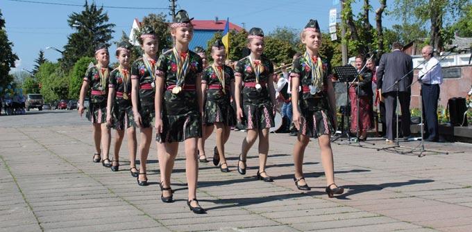 9 травня в Радомишлі відбулися урочисті заходи з нагоди 71-ої річниці Перемоги над нацизмом. ФОТО