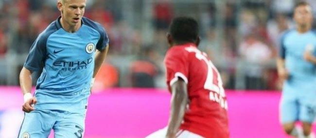 """Футболіст із Радомишля, що став гравцем """"Манчестер Сіті"""", розповів про свої враження."""