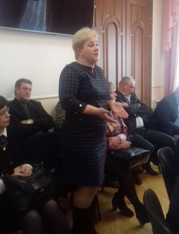 Комісія облради не підтримала кандидатуру на посаду директора Радомишльського психоневрологічного інтернату