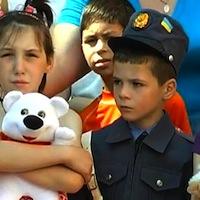 День захисту дітей в Радомишльській школі-інтернат