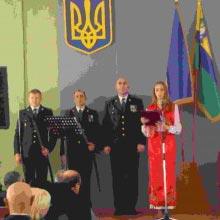 В Радомишльській РДА відбувся святковий концерт до Дня Української Армії, Дня місцевого самоврядування та Дня волонтера