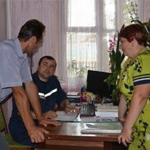 Рятувальники Радомишльського району провели комплексне пожежно-профілактичне відпрацювання с. Вишевичі