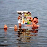 Радомишльські рятувальники закликають дотримуватися правил поведінки на воді підчас купання чи відпочинку біля водойм