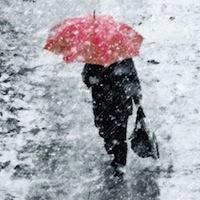 Зима в Радомишлі почнеться з мокрого снігу