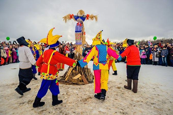 25 лютого у Радомишлі розпочнуться народні гуляння «Зиму проводжаємо, весну зустрічаємо!»