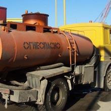 У Радомишльському районі посилять контроль за перевезенням небезпечних вантажів