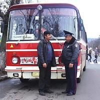 У березні Державтоінспекція перевіряє пасажироперевізників