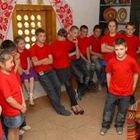 Вихованці Радомишльського інтернату відвідали козацьке селище «Мамаєва слобода»