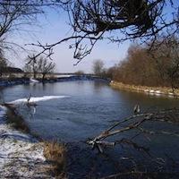 На Радомишльщині рівень води у річках може піднятися на 1,5 м
