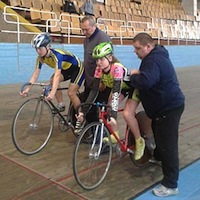Радомишляни на чемпіонаті України з велоспорту