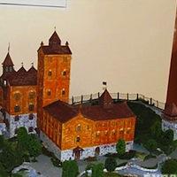 Ольга Богомолець презентувала проект історико-культурного комплексу «Замок Радомисль»